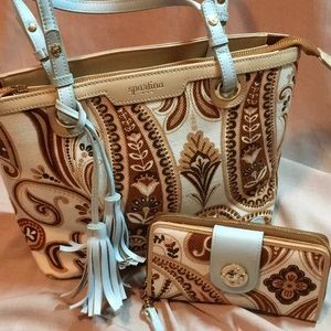 🐚 SPARTINA Avery Tote 🐚